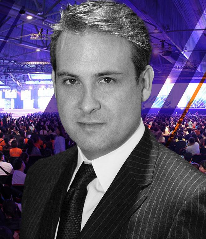 John Houghtailing Keynote Speaker Card