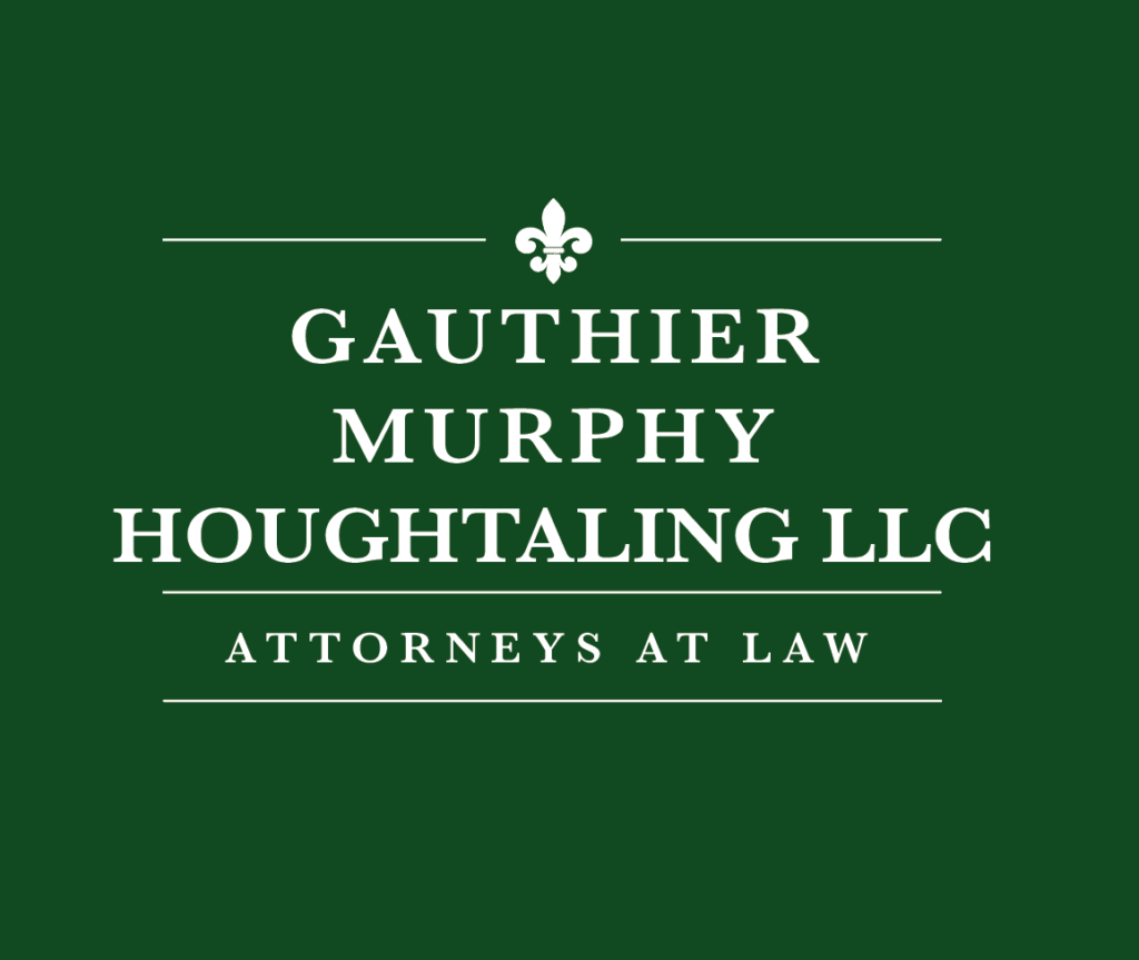 gauthier murphy & houghtaling law firm