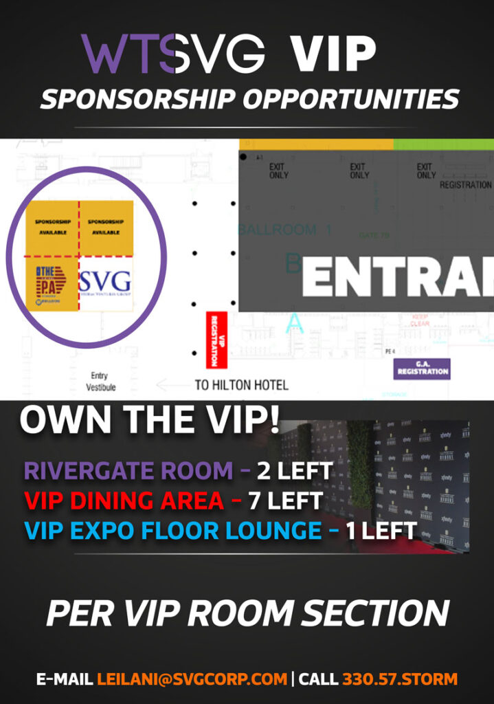 wts vip sponsor package rivergate