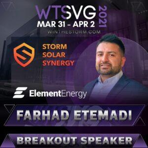 farhad etemadi wts speaker card