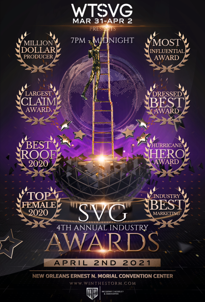 wts 2021 industry awards graphic